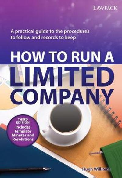 How to Run a Limited Company - Hugh Williams