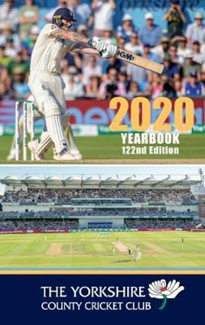 The Yorkshire County Cricket Club Yearbook 2020 - Graham Hardcastle