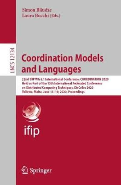 Coordination Models and Languages - Simon Bliudze