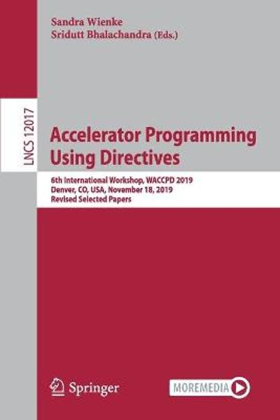 Accelerator Programming Using Directives - Sandra Wienke