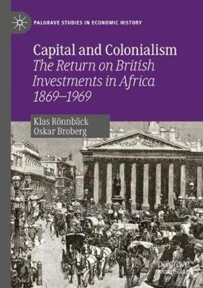 Capital and Colonialism - Klas Roennback
