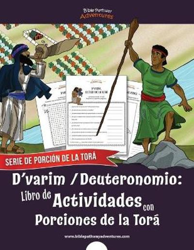 D'varim Deuteronomio - Bible Pathway Adventures