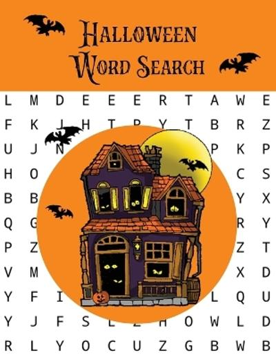 Halloween Word Search - Amy Newton