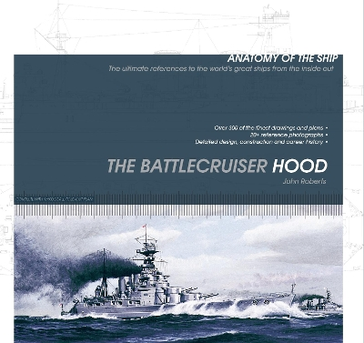The Battlecruiser Hood - John Roberts