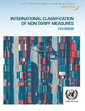 International classification of non-tariff measures 2019 - United Nations Conference on Trade and Development