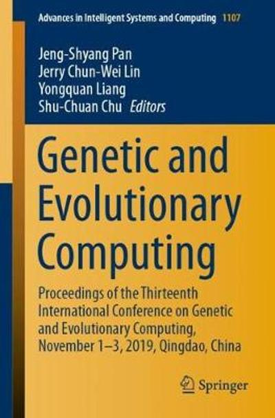 Genetic and Evolutionary Computing - Jeng-Shyang Pan