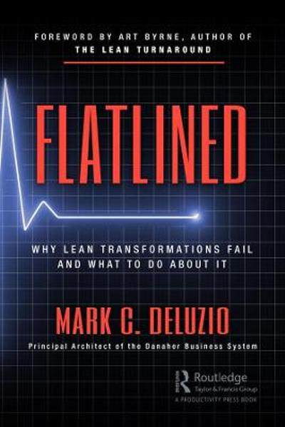 Flatlined - Mark C. DeLuzio
