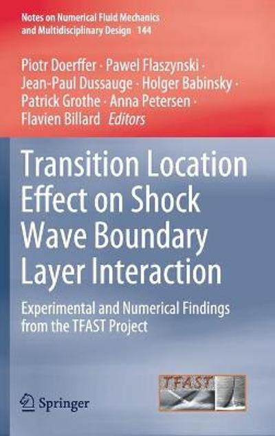 Transition Location Effect on Shock Wave Boundary Layer Interaction - Piotr Doerffer