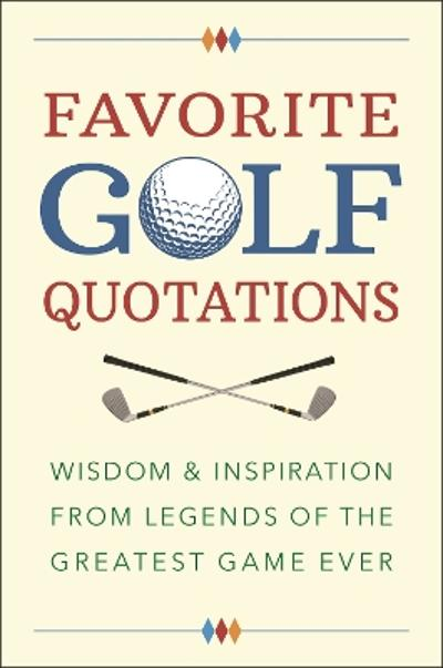 Favorite Golf Quotations - Jackie Corley