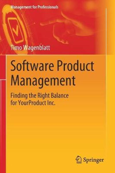 Software Product Management - Timo Wagenblatt
