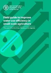 Field guide to improve water use efficiency in small-scale agriculture - Food and Agriculture Organization
