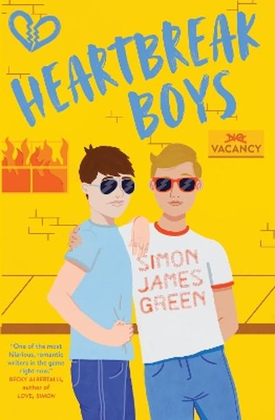 Heartbreak Boys - Simon James Green