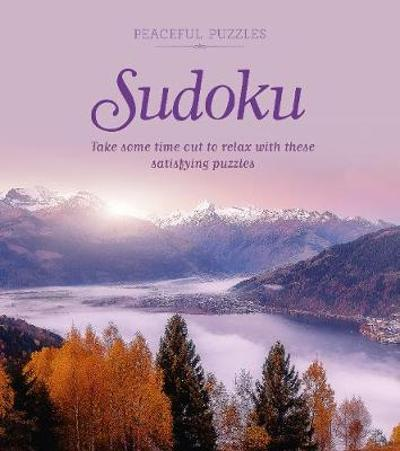 Peaceful Puzzles Sudoku - Eric Saunders