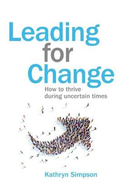Leading for Change - Kathryn Simpson