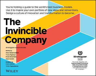 The Invincible Company - Alexander Osterwalder