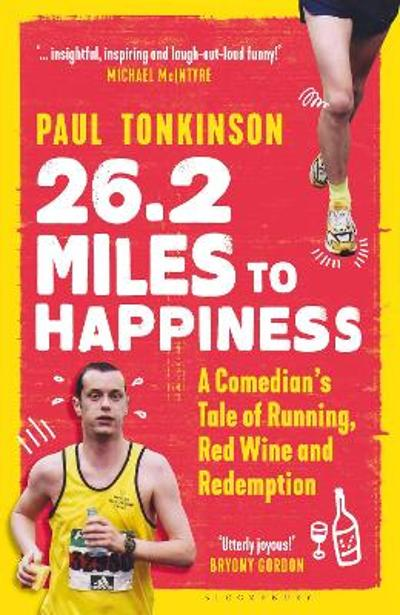 26.2 Miles to Happiness - Paul Tonkinson