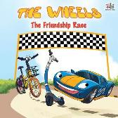 The Wheels -The Friendship Race - Kidkiddos Books Inna Nusinsky