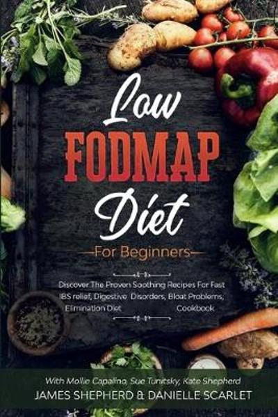 Low Fodmap Diet - Danielle Scarlet