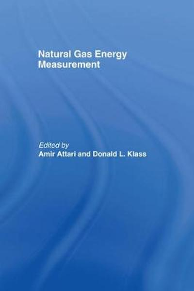 Natural Gas Energy Measurement - A. Attari