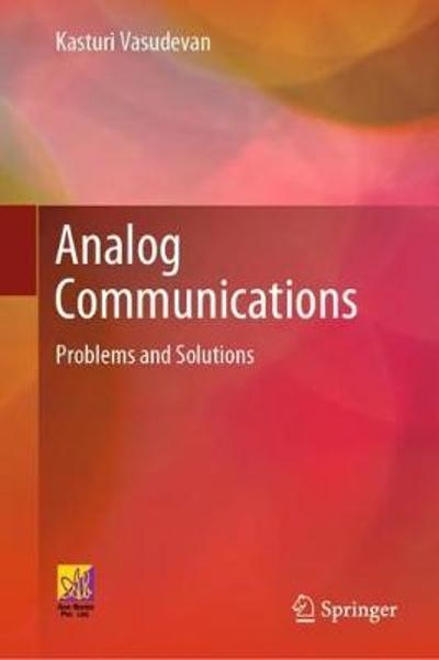 Analog Communications - Kasturi Vasudevan