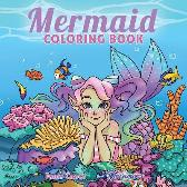 Mermaid Coloring Book - Young Dreamers Press Fairy Crocs
