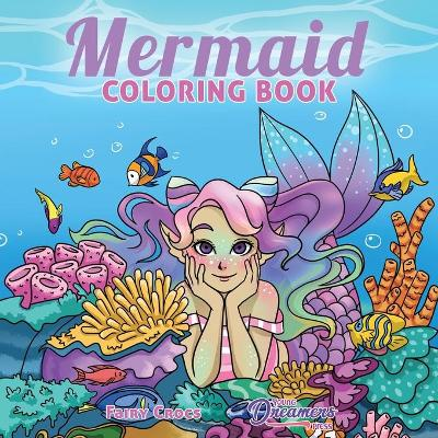 Mermaid Coloring Book - Young Dreamers Press