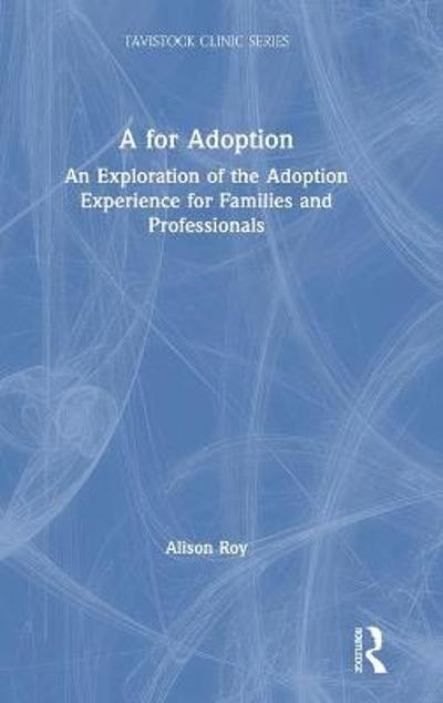 A for Adoption - Alison Roy