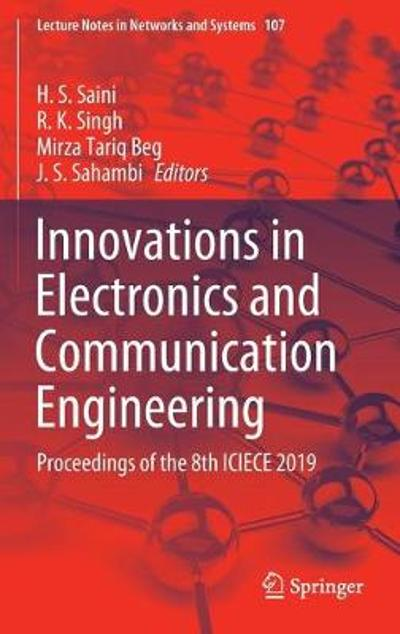 Innovations in Electronics and Communication Engineering - H. S. Saini