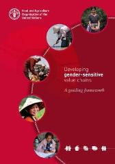 Developing gender-sensitive value chains - Food and Agriculture Organization