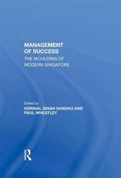 The Management Of Success - Kernial Singh Sandhu
