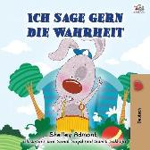 I Love to Tell the Truth (German Book for Kids) - Shelley Admont Kidkiddos Books