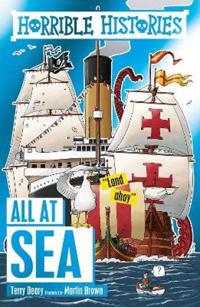 All at Sea - Terry Deary