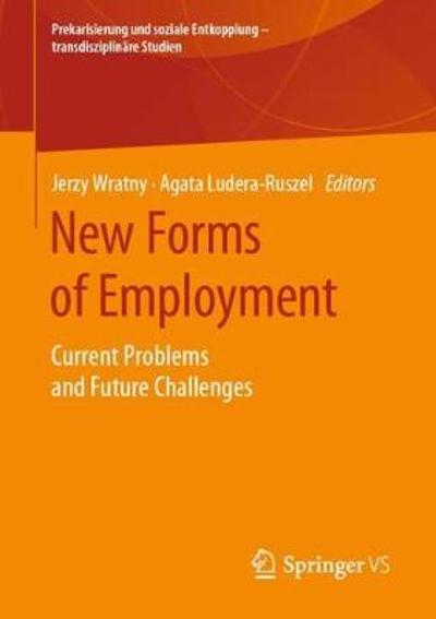 New Forms of Employment - Jerzy Wratny
