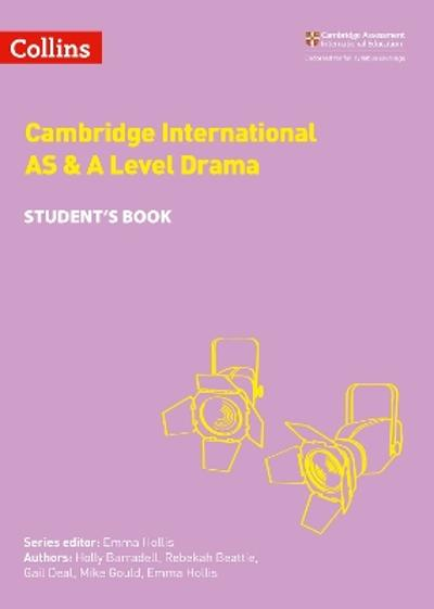 Cambridge International AS & A Level Drama Student's Book - Holly Barradell