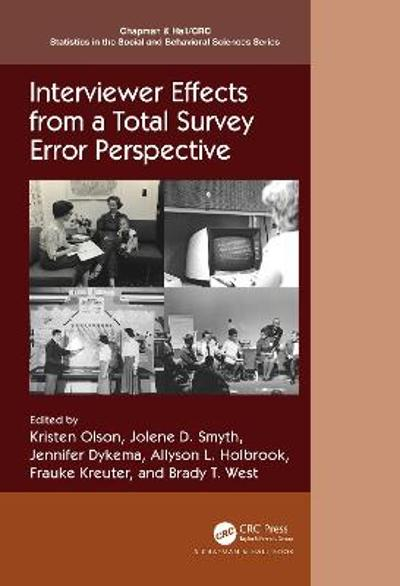 Interviewer Effects from a Total Survey Error Perspective - Kristen Olson