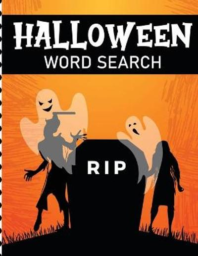 Halloween Word Search - Patricia Larson