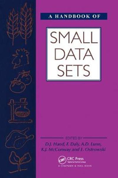 A Handbook of Small Data Sets - David J. Hand