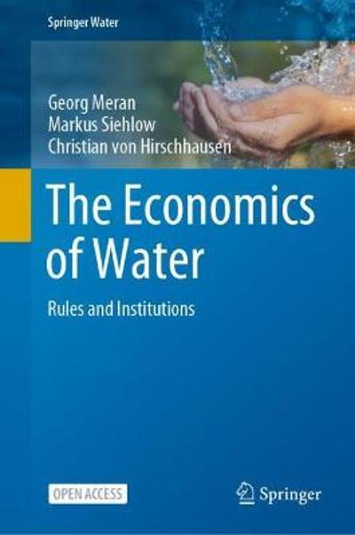 The Economics of Water - Georg Meran