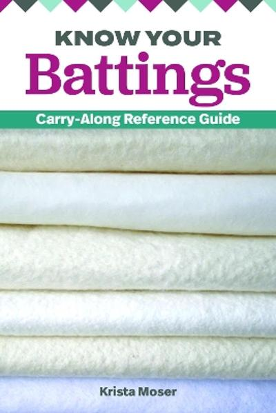 Know Your Battings - Krista Moser