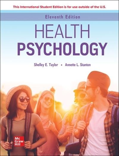 ISE Health Psychology - Shelley Taylor