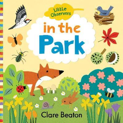In the Park - Clare Beaton