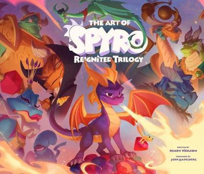 The Art of Spyro: Reignited Trilogy - Micky Nielson
