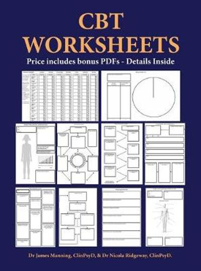 CBT Worksheets - James Manning