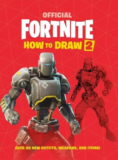 FORTNITE Official How to Draw Volume 2 - Epic Games
