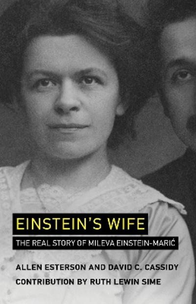 Einstein's Wife - Allen Esterson