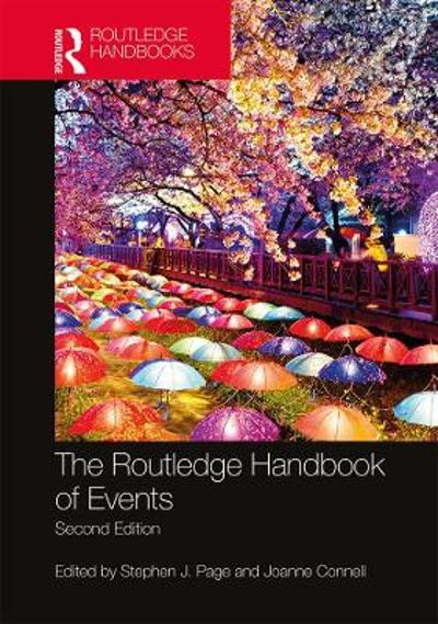 The Routledge Handbook of Events - Stephen J. Page