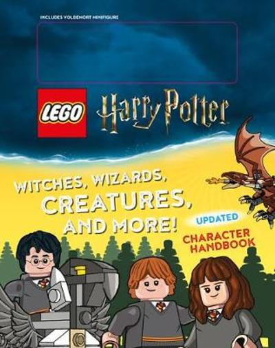 Witches, Wizards, Creatures, and More! Updated Character Handbook (Lego Harry Potter) - Samantha Swank