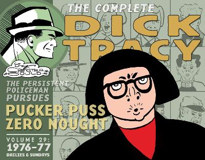 Complete Chester Gould's Dick Tracy Volume 29 - Chester Gould