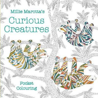 Millie Marotta's Curious Creatures Pocket Colouring - Millie Marotta