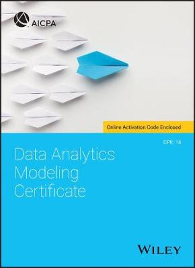 Data Analytics Modeling Certificate - AICPA